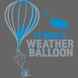 Weather Balloon UFO
