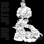 Jiu Jitsu 001 - bw