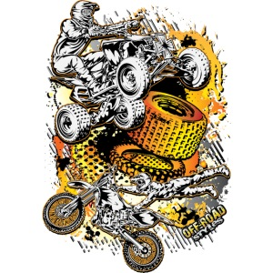 FMX Freestyle Abstract