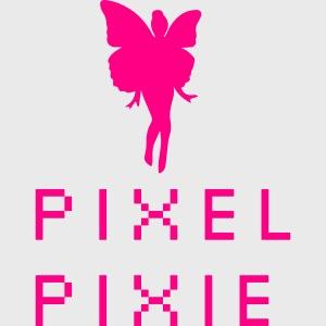 Geek Girl Pixel Pixie