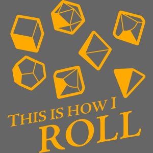 How I Roll Fantasy Dice