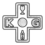 Kottabos Games Light Logo