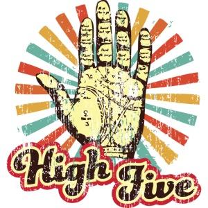 High Five Vintage