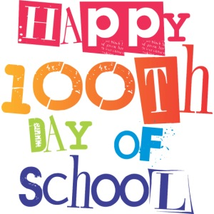 Happy 100th Day of School