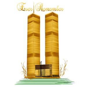 Ever Remember-Twin Towers