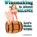 Winemaking Is Balance