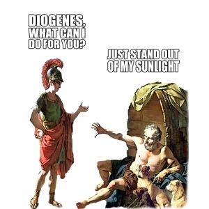 HL - Alexander & Diogenes