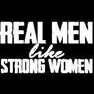 Design ~ Real Men White