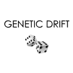 Minimalist design: genetic drift