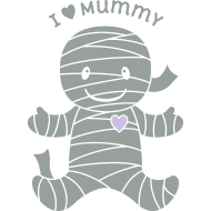 Design ~ Baby Mummy Halloween