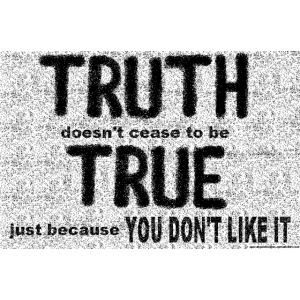 truth is true
