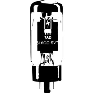 6L6GC black