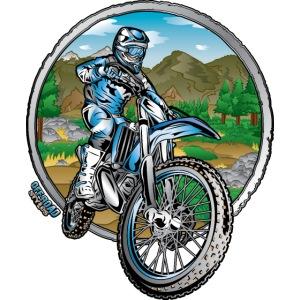 Supercross Motocross Shirt