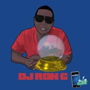 DJ RON G crystal-ball