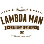 Orig Lambda Man - Brown
