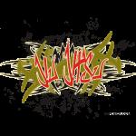 Jiu Jitsu 005 Graffiti bw TC