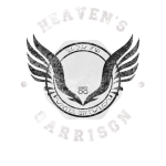 Heaven's Garrison (light DISTRESSED)