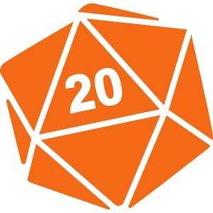 20 Sided Die - d20