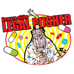 the legal pusher oval