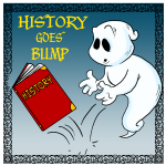 History Goes Bump Logo