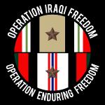 OIF - OEF 1 star
