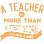 More Than a Test Score