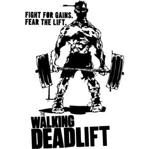 The Walking Deadlift