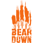Chicago Bear Down Claw