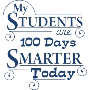 100th Day of School Women's T-Shirts
