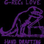 GRECs Love Hand Drafting