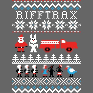 RiffTrax ICB Ugly Sweater