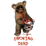 Ewok Zombie