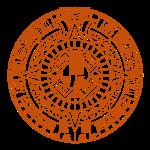 MayanCalendar_Orange