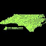 NC Fingerprint T-Shirt - Green.png