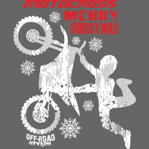Motocross Merry Christmas