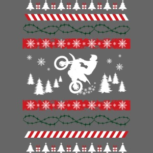Ugly Christmas Motocross