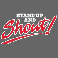 Design ~ Stand Up and Shout