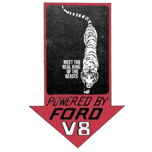 60 s Tiger logo png