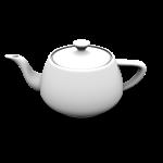 Utah Teapot Shadow