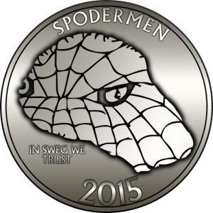 2015 Edition SWEG Coin