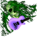GlowGuitarSkull by GuitarLoversCustomTees.png