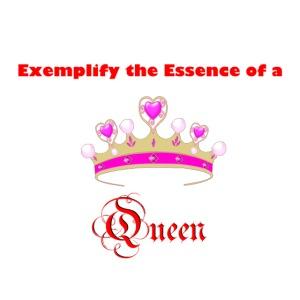 Exemplify the Essence Women's Tee