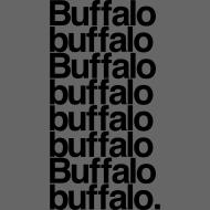 Design ~ Buffalo buffalo Buffalo