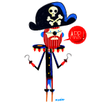 super size pirate