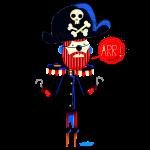 super size pirate