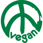 VEGAN PEACE vector