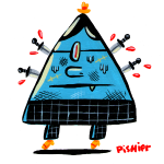 triangle cyclop