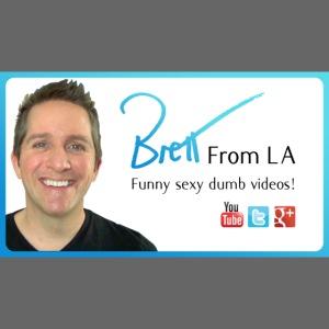 BrettFromLA complete logo