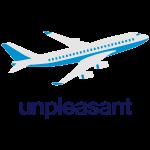 Flying: Unpleasant