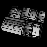 Design ~ Pedalboard [2] - Persephone Productions